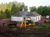 Week 1 House Extension Site Clearance